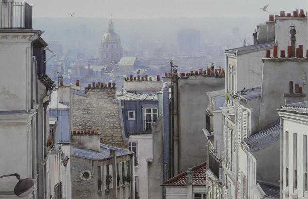 Paris En Aquarelles Presentement