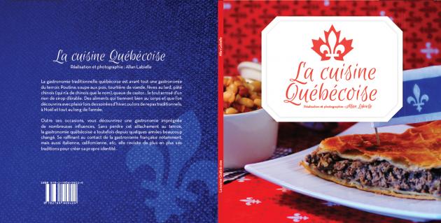 La cuisine qu b coise en livre presentement for Cuisine quebecoise